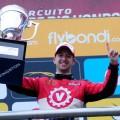 Top Race - Termas de Rio Hondo 2018 - Carrera 1 - Nestor Girolami en el Podio