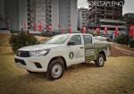 Toyota junto al campo en La Rural 2018 5