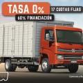 VW - Nuevos planes de financiacion a tasa 0 por ciento y promociones en post venta para Camiones