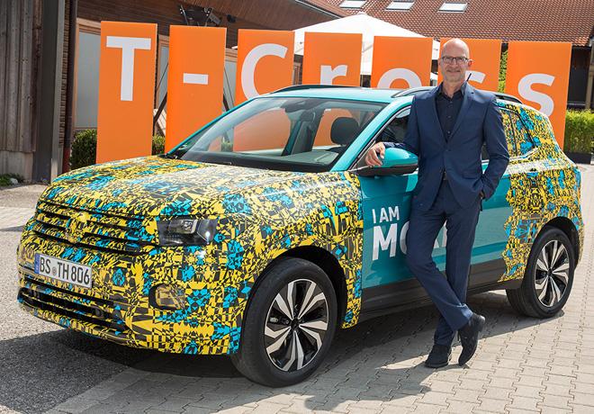 Volkswagen T-Cross 1