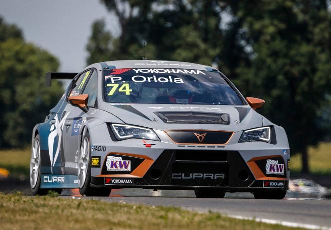 WTCR - Eslovaquia 2018 - Carrera 1 - Pepe Oriola - Cupra TCR