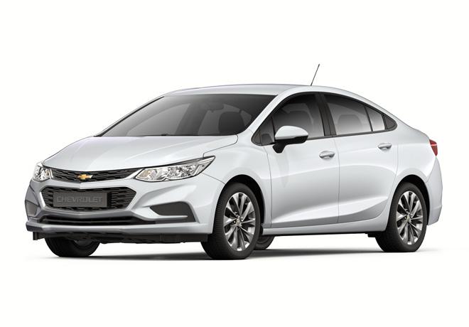 Chevrolet Cruze Sedan 1