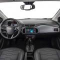Chevrolet Onix y Prisma - Interior