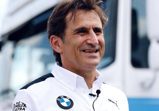 DTM - Misano 2018 - Alessandro Zanardi - BMW