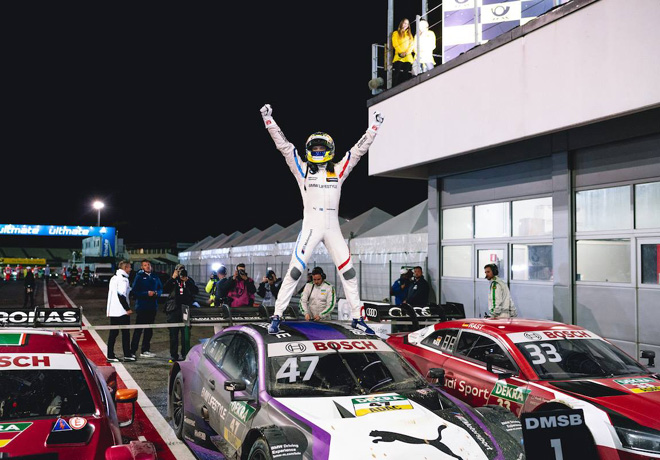 DTM - Misano 2018 - Carrera 2 - Joel Eriksson - BMW M4 DTM