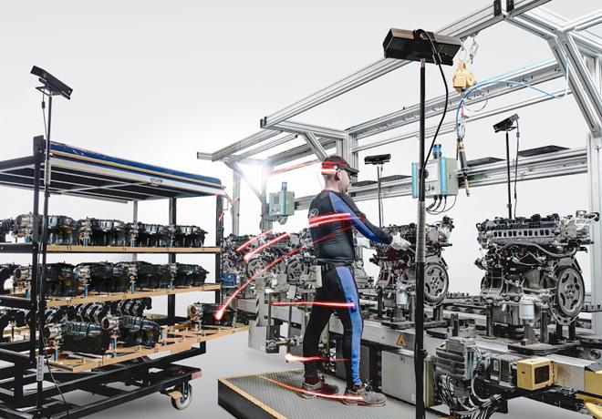 Ford - Avanzadas tecnologias aplicadas para perfeccionar las condiciones de trabajo