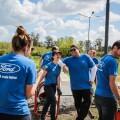 Ford junto a sus empleados en el mes del voluntariado 1
