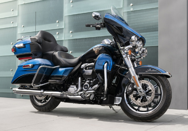 Harley-Davidson Ultra Limited 115 Aniversario 1