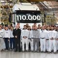IVECO alcanza la cifra de 110000 camiones producidos en Argentina