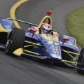 IndyCar - Pocono 2018 - Carrera - Alexander Rossi