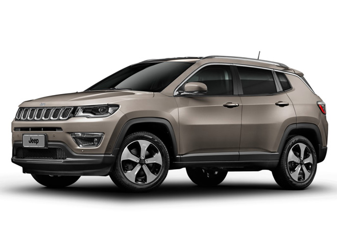 Jeep Compass Longitude AT6 FWD 1