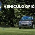 Kuga es el vehiculo oficial del Ford Golf Invitational 2018