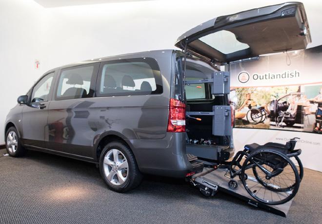 Mercedes-Benz Vito Plus Accesible 1