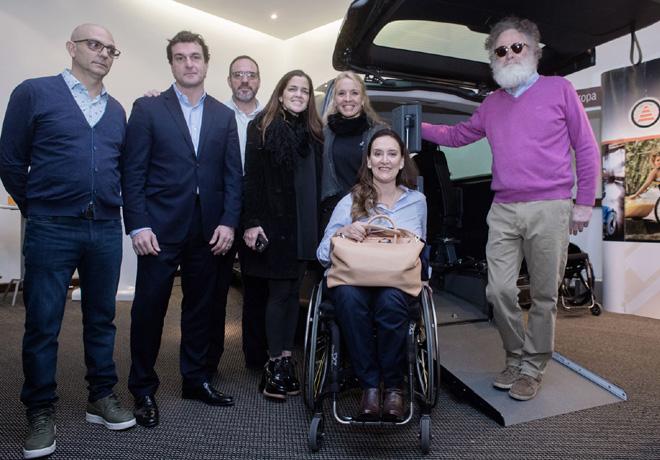 Mercedes-Benz Vito Plus Accesible 2