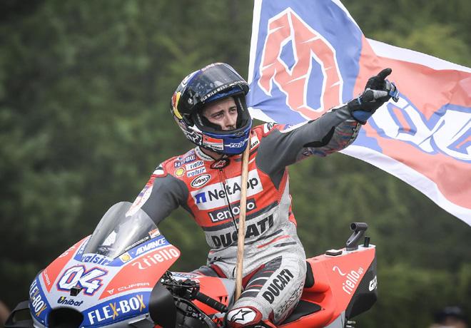 MotoGP - Brno 2018 - Andrea Dovizioso - Ducati