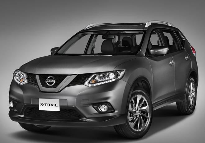 La SUV Nissan X-Trail suma nuevas tecnologías.