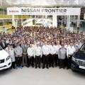 Nissan celebra el inicio de produccion de la pick up Frontier en Cordoba
