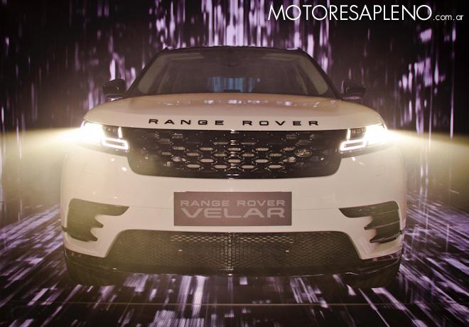 Presentacion Range Rover Velar 1