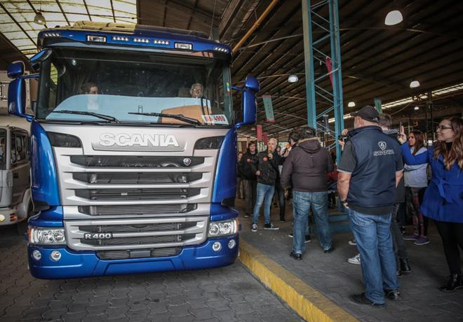 Scania participo de la Onceava Edicion de la Mision Solidaria de Radio Metro