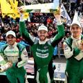 TC - Buenos Aires 2018 - 1000 km - Martin Ponte - Agustin Canapino - Federico Alonso en el Podio