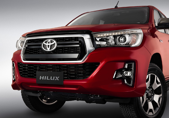 Toyota Hilux 2019 1