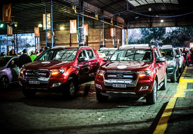 Una flota de 24 vehiculos de Ford acompaniara por cuarto anio consecutivo a la Mision Solidaria