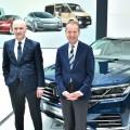 VW - Frank Witter y Dr Herbert Diess