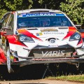 WRC - Alemania 2018 - Dia 2 - Ott Tanak - Toyota Yaris WRC
