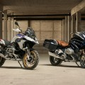 BMW R 1250 GS y R 1250 RT