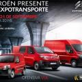 Citroen presente en Expo Transporte 2018