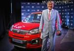 Cristiano Rattazzi - Presidente FCA Argentina - en la presentacion del Nuevo Fiat Uno Way
