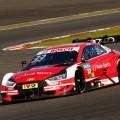 DTM - Nurburgring 2018 - Carrera 1 - Rene Rast - Audi RS 5 DTM