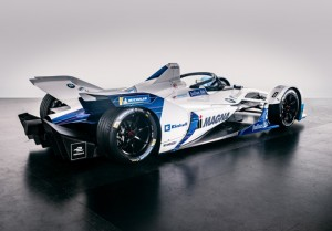 El BMW iFE.18 listo para la quinta temporada de la Formula E 3