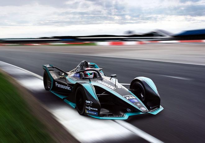 Fórmula E: Jaguar lanzó el I-Type 3, la nueva generación del monoplaza totalmente eléctrico.