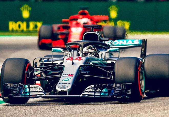 F1 - Italia 2018 - Carerra - Lewis Hamilton - Mercedes GP
