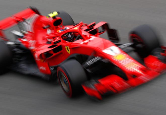F1 - Italia 2018 - Clasificacion - Kimi Raikkoinen - Ferrari