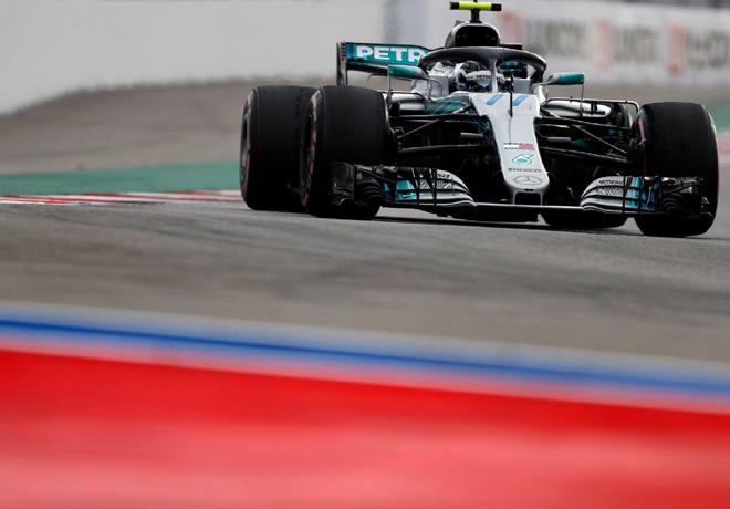 F1 - Rusia 2018 - Clasificacion - Valtteri Bottas - Mercedes GP