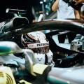 F1 - Singapur 2018 - Clasificacion - Lewis Hamilton - Mercedes GP