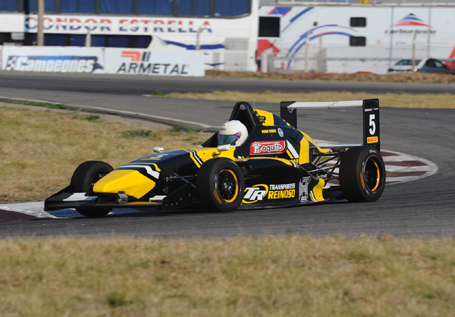 FR20 - Alta Gracia - Cordoba 2018 - Carrera 1 - Braian Reinoso - Tito-Renault