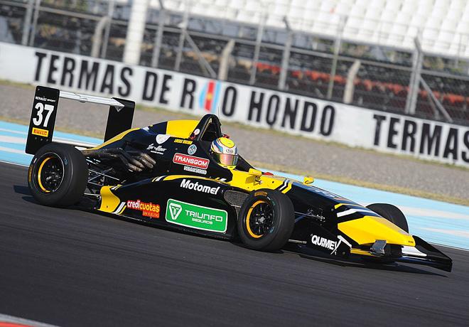 FR20 - Termas de Rio Hondo 2018 - Carrera 2 - Lucas Vicino - Tito-Renault