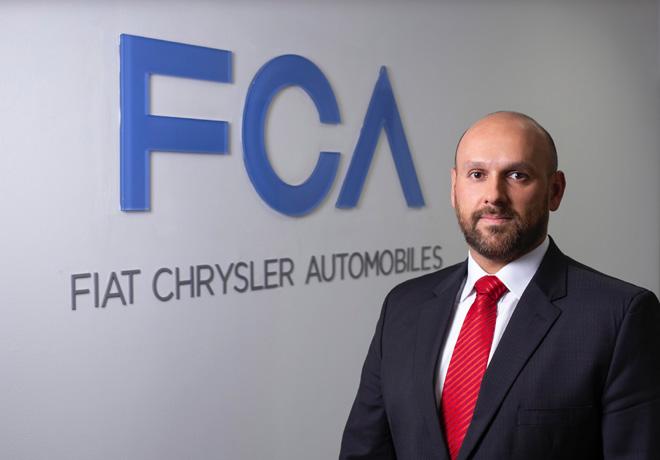 Fernao Silveira - Director de Comunicacion Corporativa y Sostenibilidad de FCA Latam