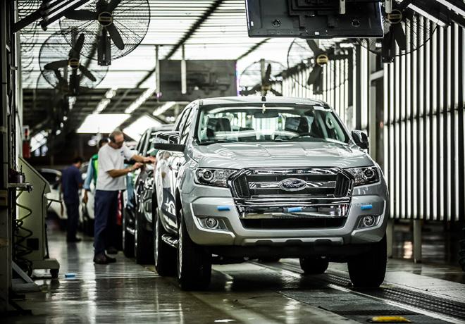 Ford Argentina celebra 57 anios del Centro Industrial Pacheco