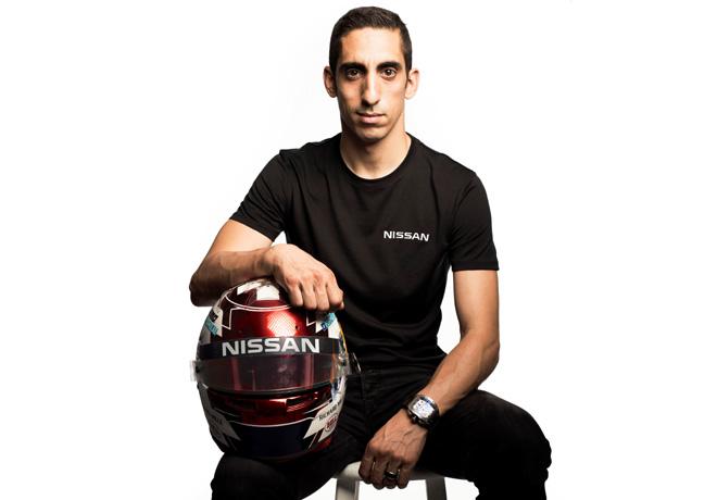 Formula E - Sebastian Buemi - Nissan e-dams