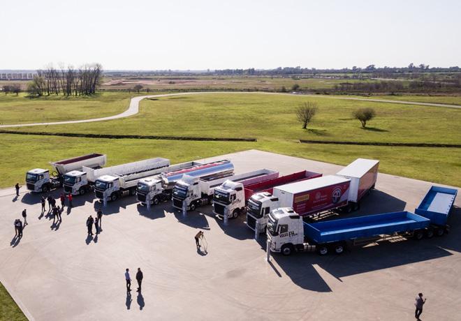 Gama completa Volvo Trucks