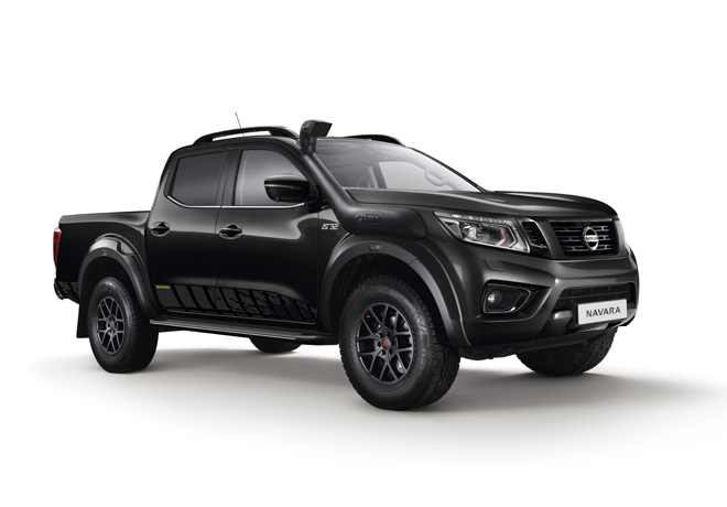 Hannover Motor Show 2018 - Nissan Frontier N-Guard