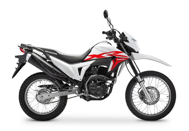 Honda XR190L 1
