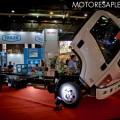 Isuzu NPR75 en Expo Transporte 2018