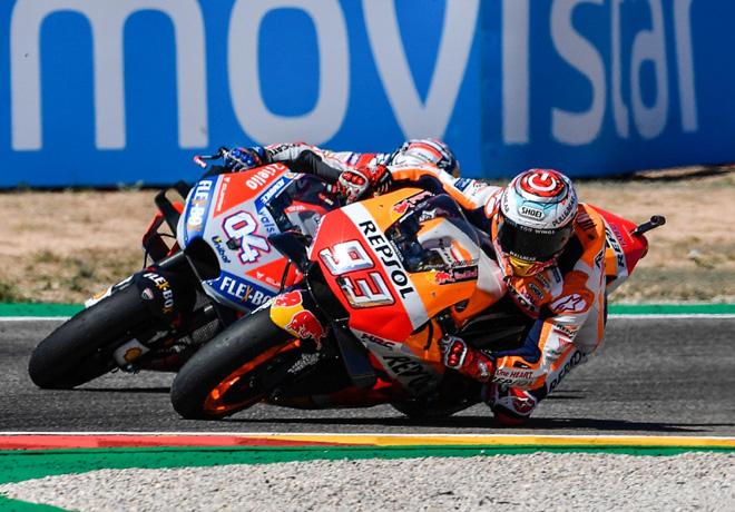 MotoGP - Aragon 2018 - Marc Marquez - Honda