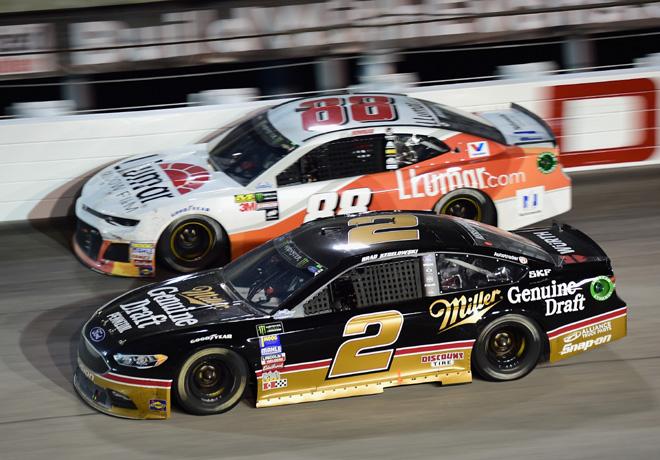 NASCAR - Darlington 2018 - Brad Keselowski - Ford Fusion
