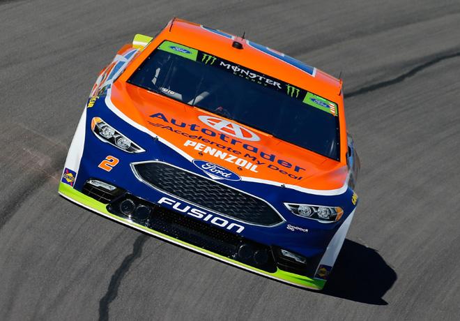 NASCAR - Las Vegas 2018 - Brad Keselowski - Ford Fusion